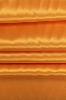 Tecido Cetim Span Amarelo Cítrico