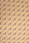 Tecido Crepe Georgete Estampa Doncella Liberty Amarelo Banana